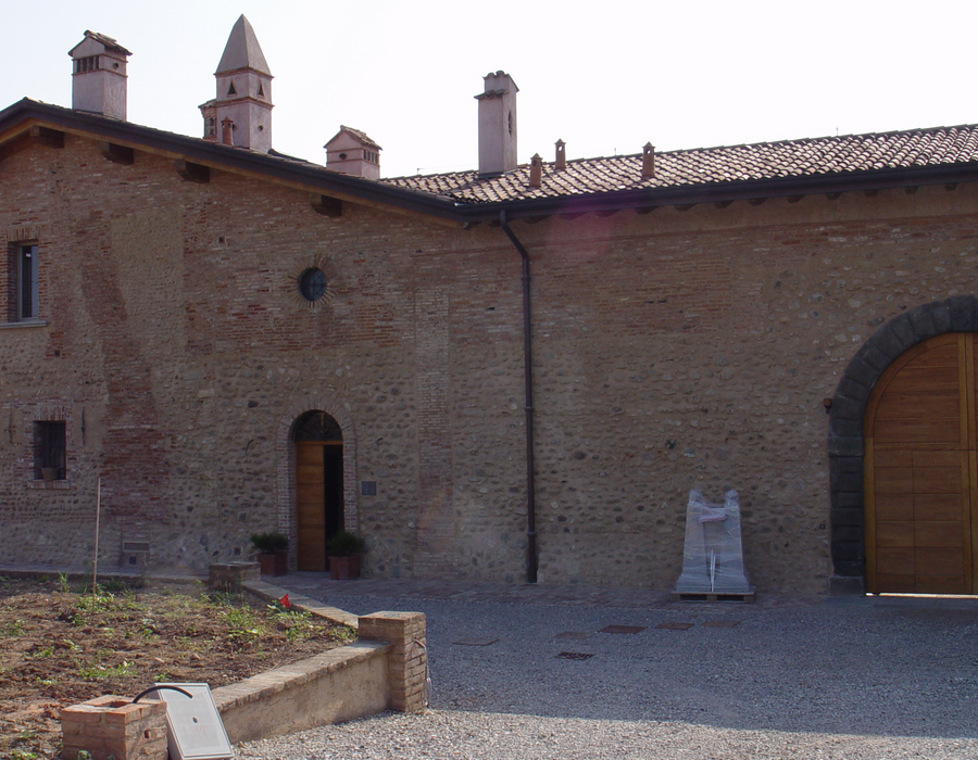 Corte breda porte da interno baitella falegnameria dotti for Piscina fantecolo